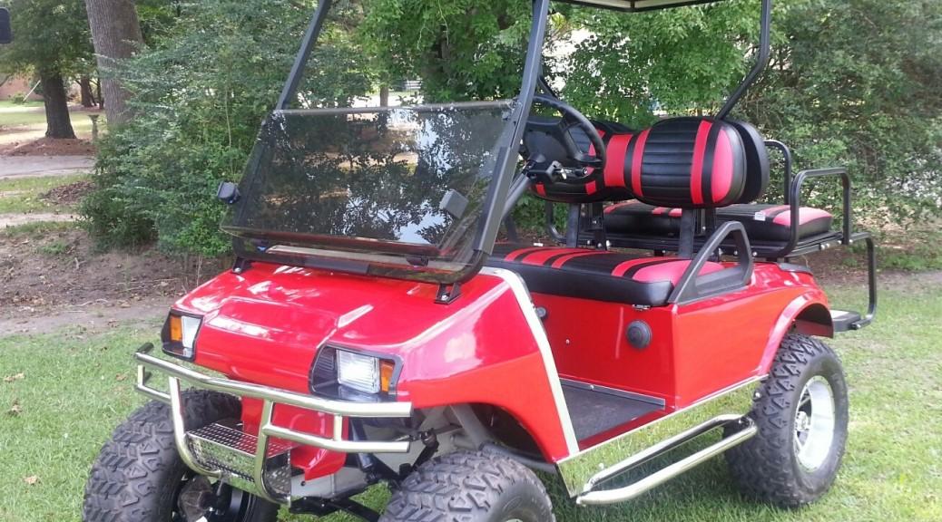 Cart Inventory Murray Custom Carts